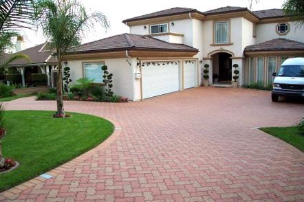 Bricks, Pavers or Concrete Driveways